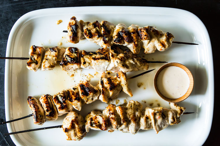 Alabama kebabs from Food52