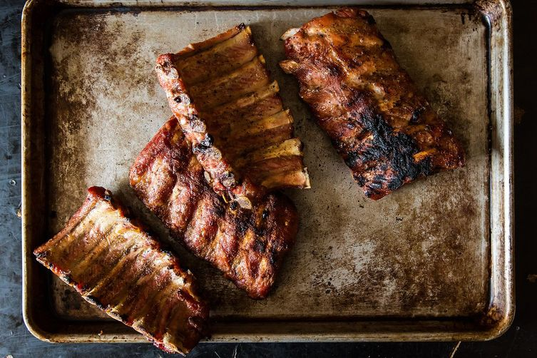 Babyback ribs from Food52