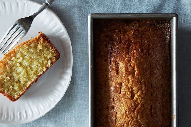 Coconut Pound Cake from Food52