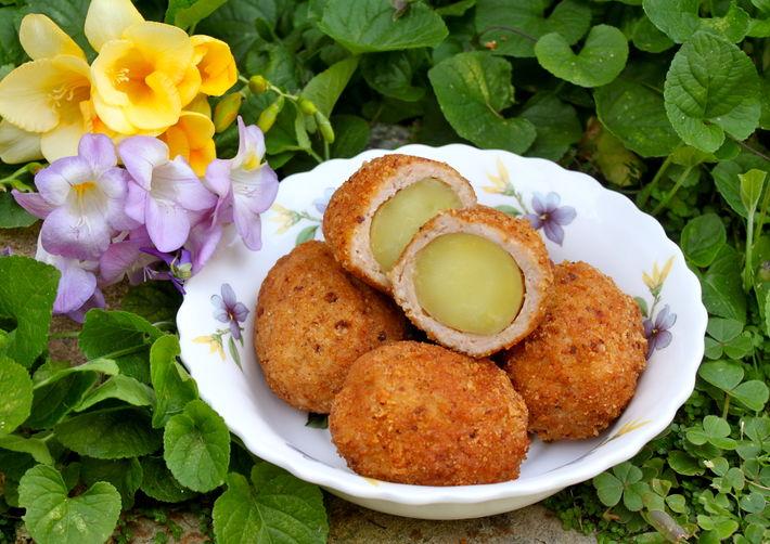 Scotch Potatoes