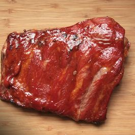 Aromatic Pork Ribs