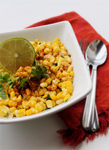 Cilantro_corn