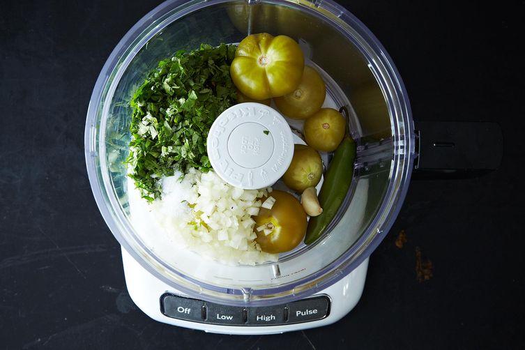 Pati Jinich's Salsa Verde