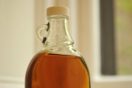 Maple Syrup and Dijon Vinaigrette