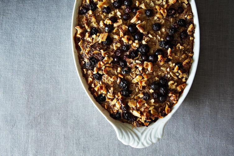 Heidi Swanson's Baked Oatmeal