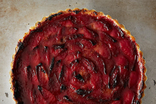 Plum Tart on Food52