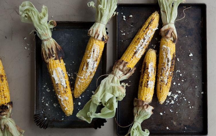 Crazy Street Corn