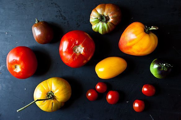 tomatoes from Food52