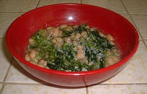 Broccoli Rabe & Cannellini Beans