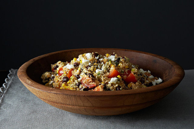 Southwestern Quinoa Salad on Food52
