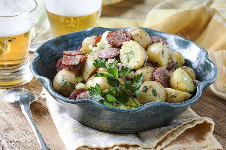 Sausage Potato Salad