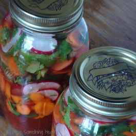 Pickled Vegetables Mexican Style