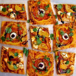 Pizza tiles