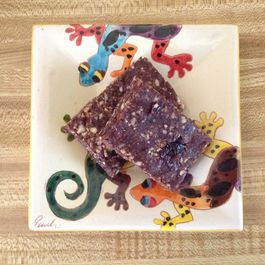 Groovy Chocolate Cherry Coconut Bars