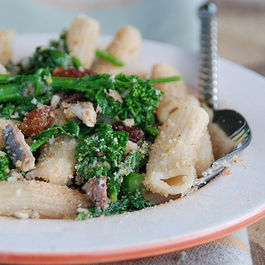 Sicilian Sardine and Broccoli Rabe Pasta