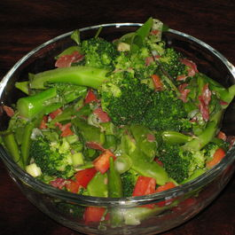 Picnic Broccoli Salad Lightened Up
