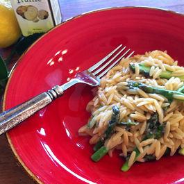 Cucinadimammina_truffled_orzo___asparagus_1