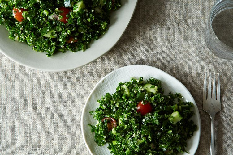 Kale Tabbouleh from Food52