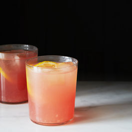 Boozy Watermelon Rosemary Lemonade
