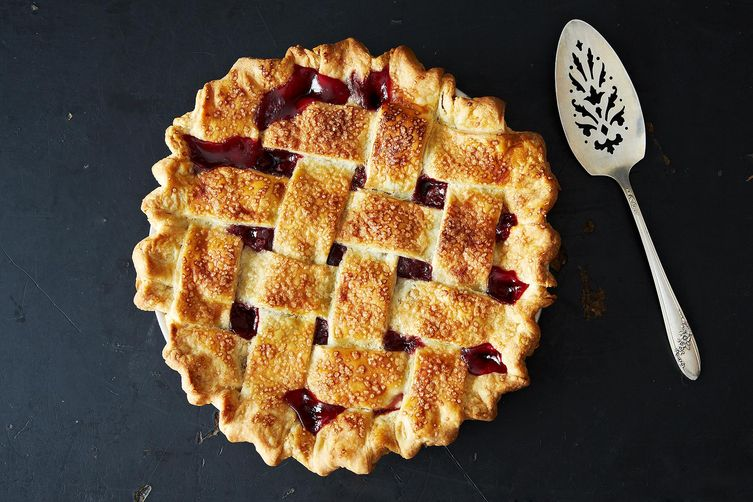 Cherry Pie on Food52