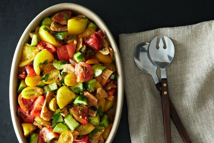 Fattoush from Food52