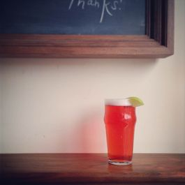 Campari Shandy