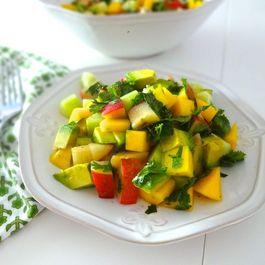 Salads by Alexandros Zattas