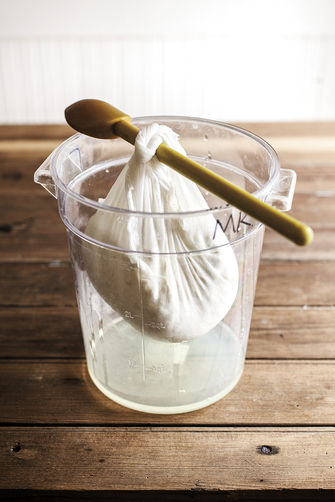 Homemade Feta Cheese from Food52