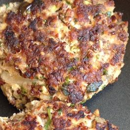 Quinoa_patties