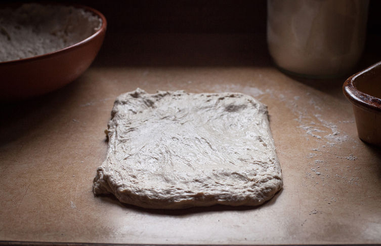 No-Knead Sandwich Bread on Food52