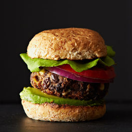 Black Bean and Corn Burgers