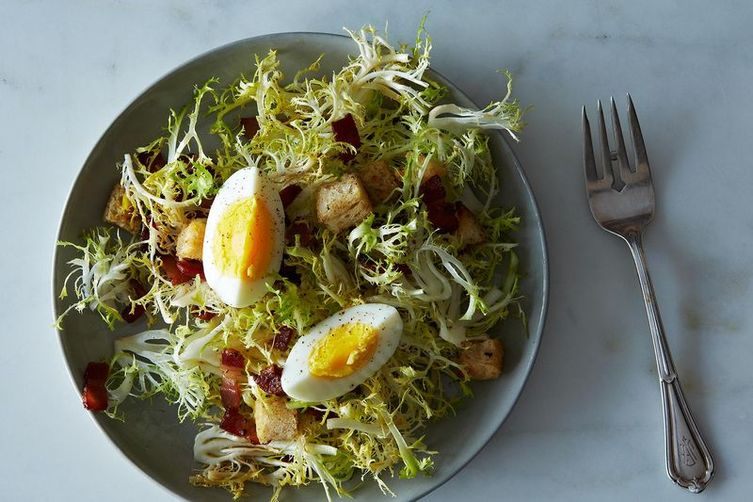 Salade Lyonnaise from Food52