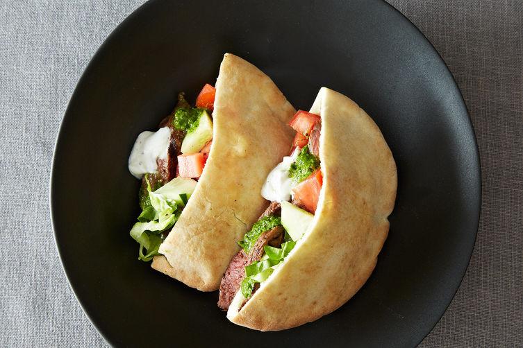My Home-style Lamb Shawarma