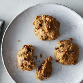 Quinoa Cookies with Coconut & Chocolate Chunks