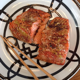 Cucinadimammina_wasabi_ginger_roasted_salmon_4