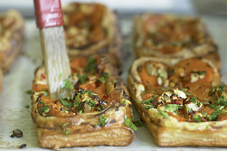 Sweet Potato Galettes on Food52