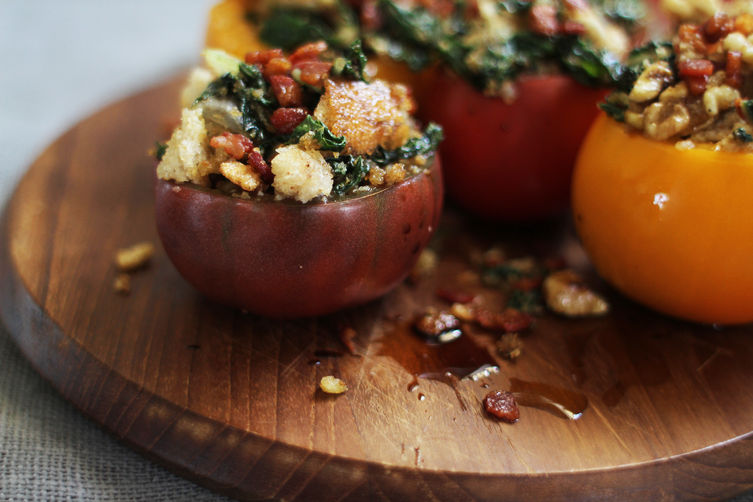 Stuffed Tomatoes from Food52