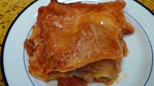 Easy Meatball Lasagna