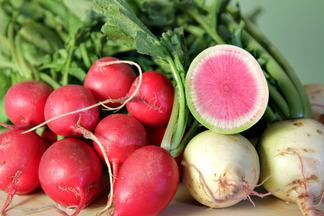 Radish-watermelon-cherriette