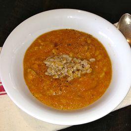 Umbrian Farro Soup (Umbra zuppa di farro)