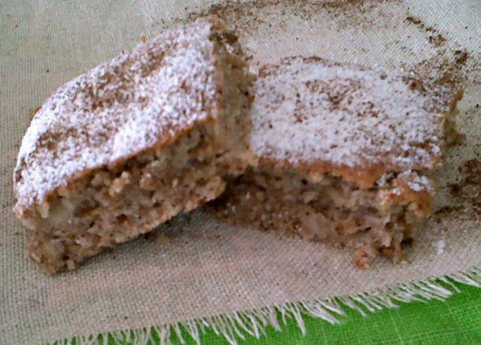 Apple and Honey Squares
