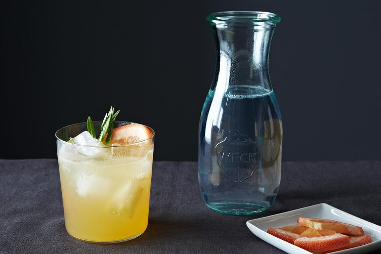 Gin and Tonic on Food52