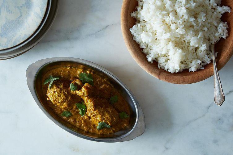 Chicken Vindaloo Vesuvius from Food52