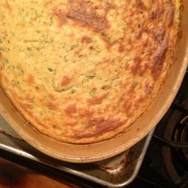 Fresh-herbed Spoon Bread