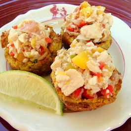 Food_52_mofongo_cups_with_chicken_mango_salad
