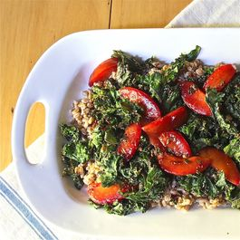 Warm_ricotta_farro_w_kale_and_plums