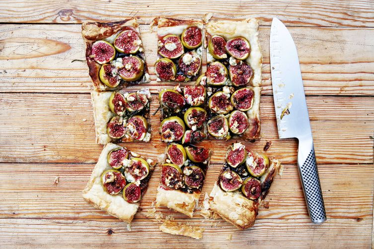 Fig and Blue Cheese Tart on Food52