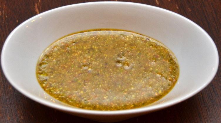 Pistachio-Pepita-Pimentón Pesto*