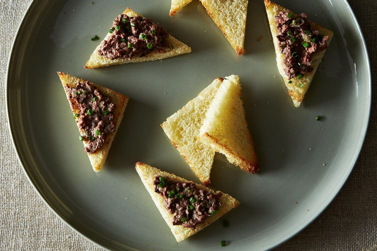 Chicken Liver Spread on Food52