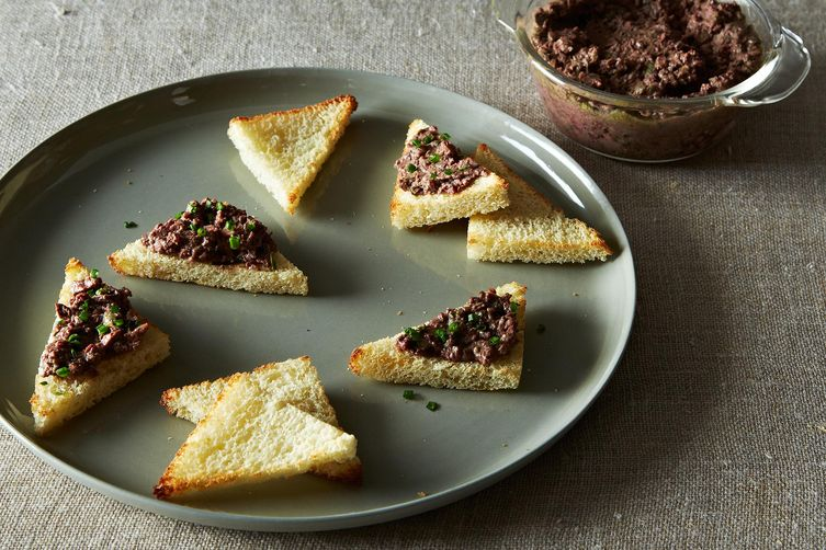 Chicken Liver Pate on Food52